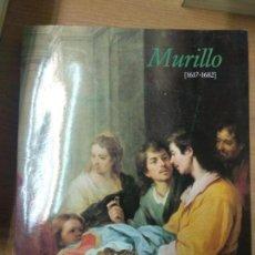 Libros de segunda mano: MURILLO 1617 1682, BARTOLOME ESTEBAN, MUSEO DEL PRADO, MINISTERIO DE CULTURA, . Lote 161955294