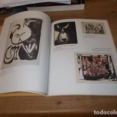 Libros de segunda mano: PICASSO GRABADOR EN LOS FONDOS DEL MUSEO NACIONAL CENTRO DE ARTE REINA SOFÍA. SA NOSTRA. 1995. Lote 162233094