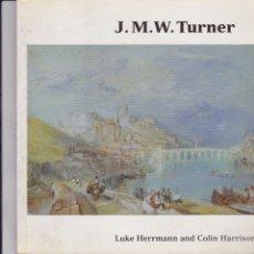 Libros de segunda mano: J.M.W. TURNER. EN INGLÉS. Lote 162494406