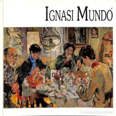 Libros de segunda mano: IGNASI MUNDO LIBRO + LAMINA. Lote 162729209