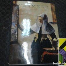 Libros de segunda mano: WHEELOCK, ARTHUR K.: VERMEER. THE COMPLETE WORKS. Lote 162731730