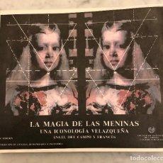 Libros de segunda mano: LA MAGIA DE LAS MENINAS B(68€). Lote 162789334