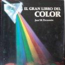 Libros de segunda mano: EL GRAN LIBRO DEL COLOR 1993. Lote 162903072
