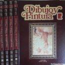 Libros de segunda mano: DIBUJO Y PINTURA 4 VOL EDICION COMPLETA. Lote 162927234