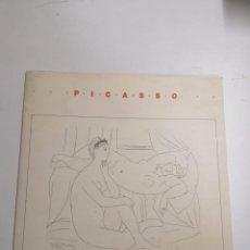 Libros de segunda mano: PICASSO SUITE VOLLARD. 1994. BANCAJA OBRA SOCIAL. IM.: PRESVAL. FOTOS: JUAN GARCÍA ROSELL. Lote 163019186
