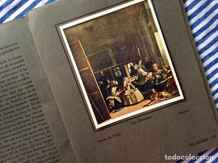Libros de segunda mano: Colección de arte Europa Cuaderno 1 Serie Pintura VELÁZQUEZ - Foto 2 - 163315726