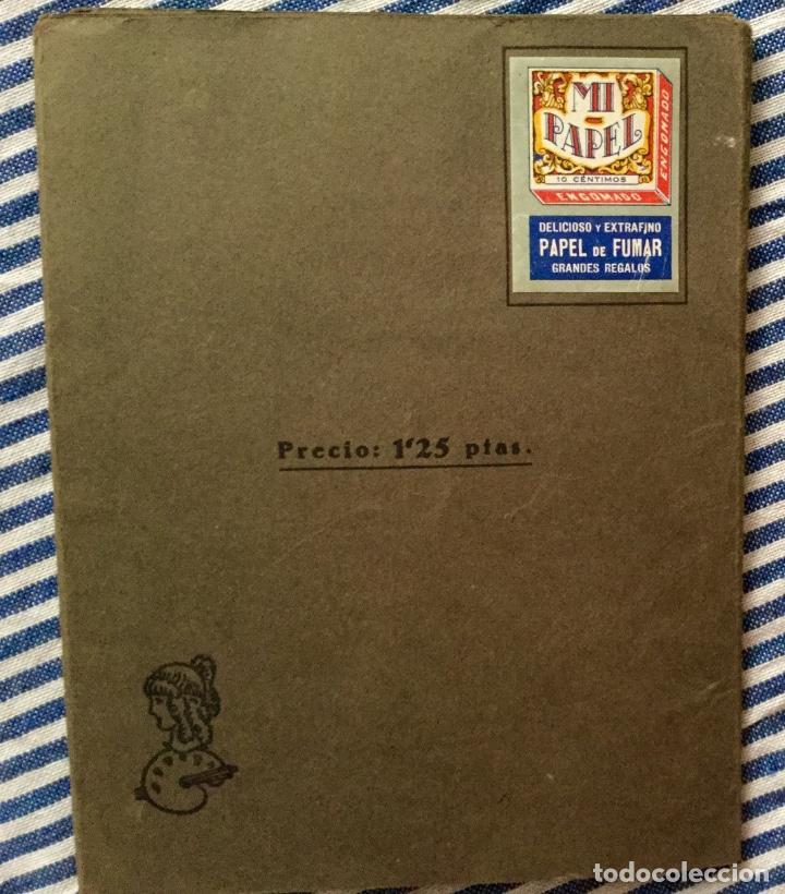 Libros de segunda mano: Colección de arte Europa Cuaderno 1 Serie Pintura VELÁZQUEZ - Foto 3 - 163315726
