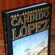 Libros de segunda mano: IMÁGENES DE LA GUERRA DEL PARAGUAY POR CÁNDIDO LÓPEZ DE ED. FRANCO MARÍA RICCI EN MILÁN 1984. Lote 163456698