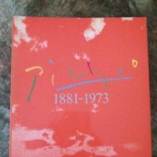 Libros de segunda mano: PICASSO 1881-1973. Lote 163471577
