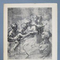Libros de segunda mano: CATÁLOGO DE LOS DIBUJOS. REAL ACADEMIA DE SAN FERNANDO . Lote 163516766