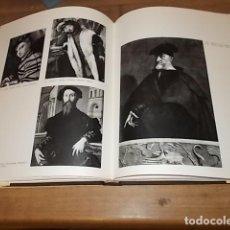 Libros de segunda mano: COMO SE MIRA UN CUADRO. LECTURA DEL LENGUAJE FIGURATIVO. MATTEO MARANGONI. DESTINO. 1ª EDICIÓN 1962. Lote 163737342