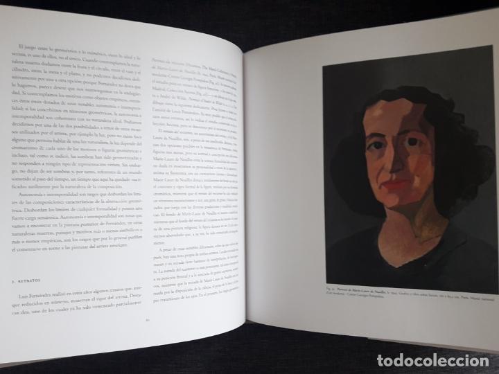 Libros de segunda mano: LUIS FERNANDEZ- VALERIANO BOZAL - MUSEO DE ARTE CONTEMPORANEO ESTEBAN VICENTE - Foto 4 - 164171022