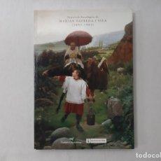 Libros de segunda mano: EXPOSICIÓ ANTOLÒGICA DE MARIAN VAYREDA I VILA, (1853-1903) POR MARIÀ VAYREDA (2003) - VAYREDA, MARIÀ. Lote 165298092