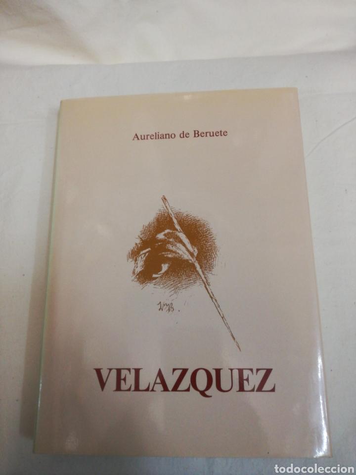 VELÁZQUEZ DE AURELIANO DE BERUTE (Libros de Segunda Mano - Bellas artes, ocio y coleccionismo - Pintura)