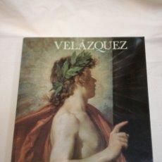 Libros de segunda mano: CATALOGO VELÁZQUEZ MUSEO DEL PRADO 1990. Lote 165606218