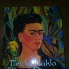 Libros de segunda mano: FRIDA KAHLO DIEGO RIVERO. Lote 165667134