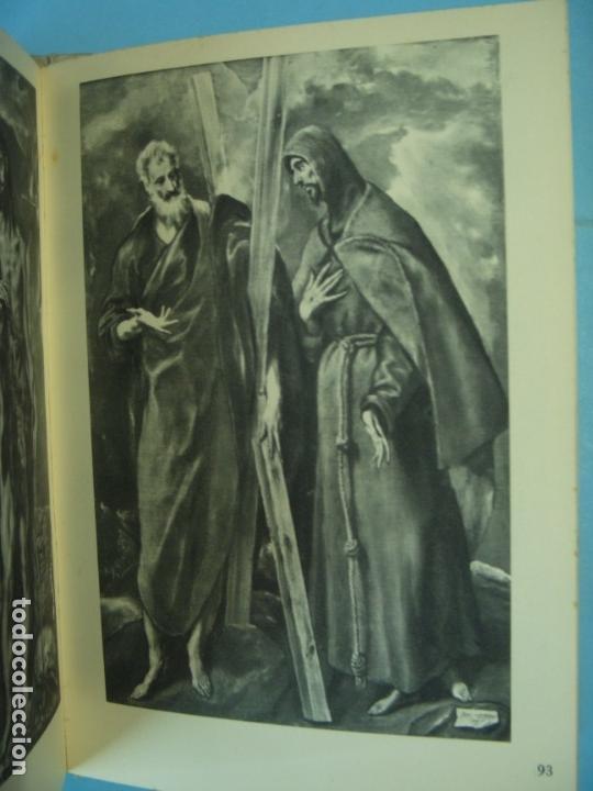 Libros de segunda mano: EL GRECO - JEAN CASSOU - EDITORIAL VICTOR LERU, 1951 (TAPA DURA, BUEN ESTADO) - Foto 5 - 165668158