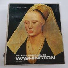 Libros de segunda mano: GALERÍA NACIONAL DE WASHINGTON. COOKE, H. LESTER. COL LIBROFILM. ED. AGUILAR. MADRID 1973 - ARM22. Lote 165774478