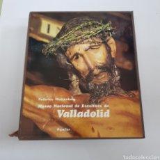 Libros de segunda mano: MUSEO NACIONAL DE ESCULTURA DE VALLADOLID. WATTENBERG, FEDERICO. COL LIBROFILM. ED. AGUILAR. - ARM22. Lote 165776354