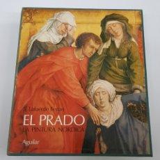 Libros de segunda mano: EL PRADO: LA PINTURA NÓRDICA. LAFUENTE FERRARI, E. COL LIBROFILM. ED. AGUILAR. MADRID 1977 - ARM22. Lote 165780186