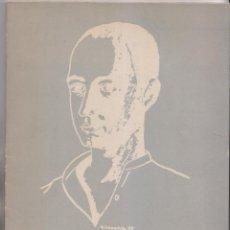 Libros de segunda mano: SOCIEDAD AMIGOS DEL ARTE. EXPOSICIÓN HOMENAJE A ZABALETA. 1961. Lote 165870106