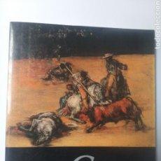 Libros de segunda mano: PINTURA SIGLO XX .GOYA .MUSEES ROYAUX DES BEAUX ARTE DE BELGIQUE 1985. Lote 166029608