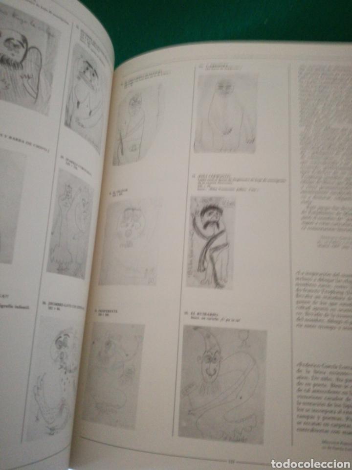Libros de segunda mano: FEDERICO GARCIA LORCA DIBUJOS - Foto 5 - 166750742