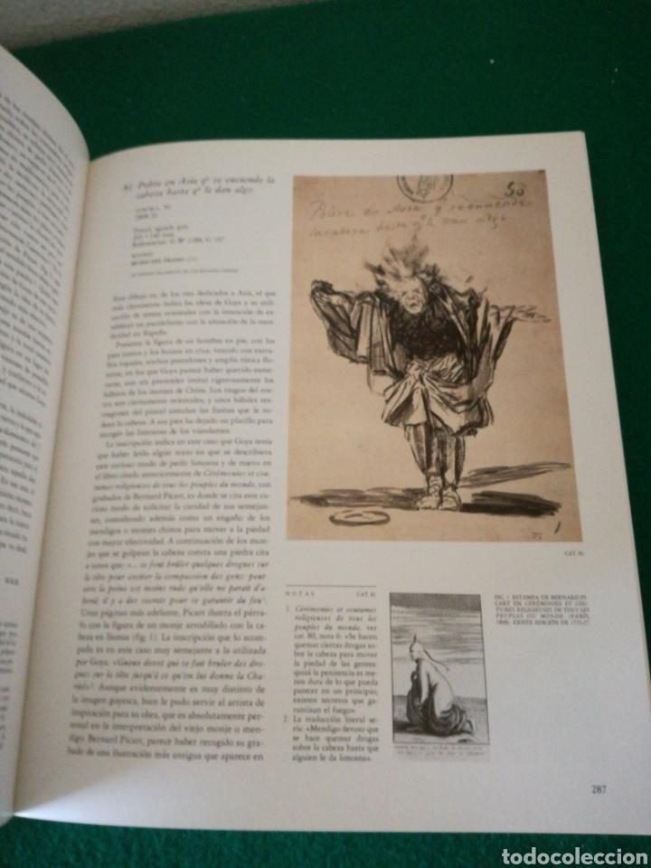 Libros de segunda mano: GOYA Y EL ESPIRITU DE LA ILUSTRACIÓN - Foto 6 - 166751954