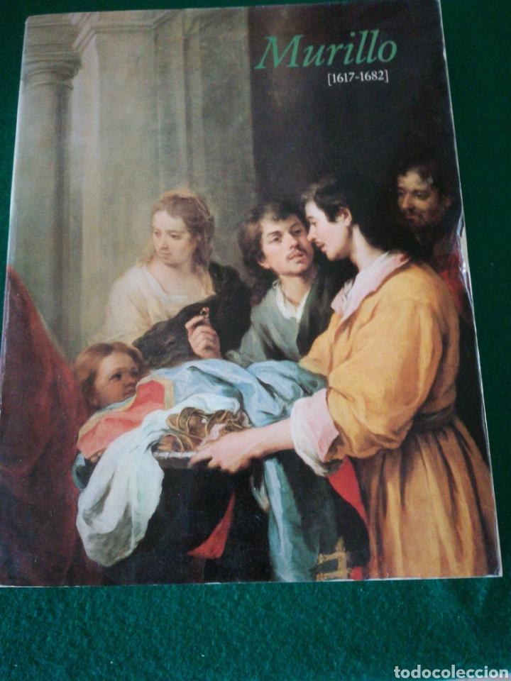 MURILLO (Libros de Segunda Mano - Bellas artes, ocio y coleccionismo - Pintura)