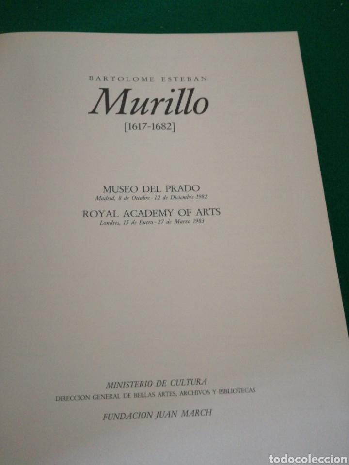 Libros de segunda mano: MURILLO - Foto 7 - 166752524