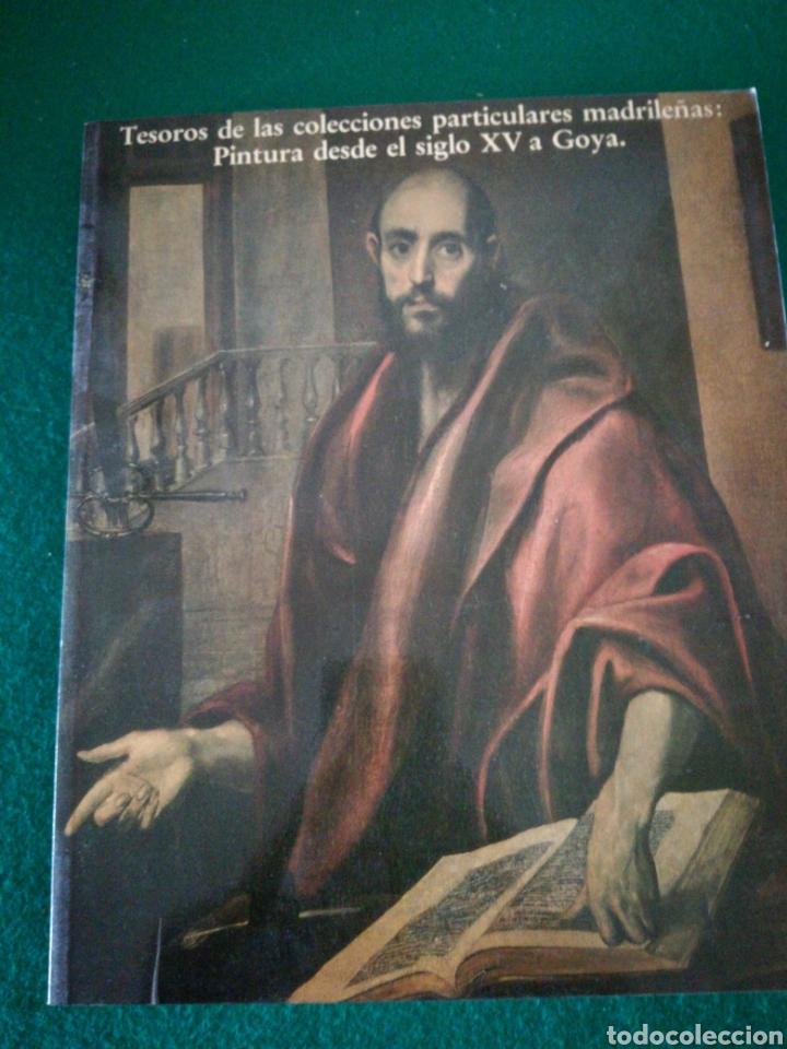 CATALOGO COLECIONES PARTICULARES MADRILEÑAS DE PINTURA (Libros de Segunda Mano - Bellas artes, ocio y coleccionismo - Pintura)