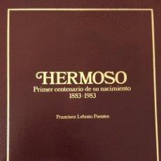 Libros de segunda mano: HERMOSO - PINTOR LIBRO. Lote 166796062