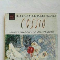 Libros de segunda mano: COSSIO ARTISTAS ESPAÑOLES CONTEMPORÁNEOS. Lote 166845849