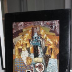 Libros de segunda mano: BIBLIOTECA DE ARTISTAS CANARIOS. ANTONIO PADRON, EDUVIGIS HERNANDEZ CABRERA. CANARIAS 1994. Lote 167072728