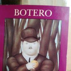 Libros de segunda mano: BOTERO FERNANDO MUSEO NACIONAL DE ARTES VISUALES DE MONTEVIDEO URUGUAY, 1998. Lote 167123878
