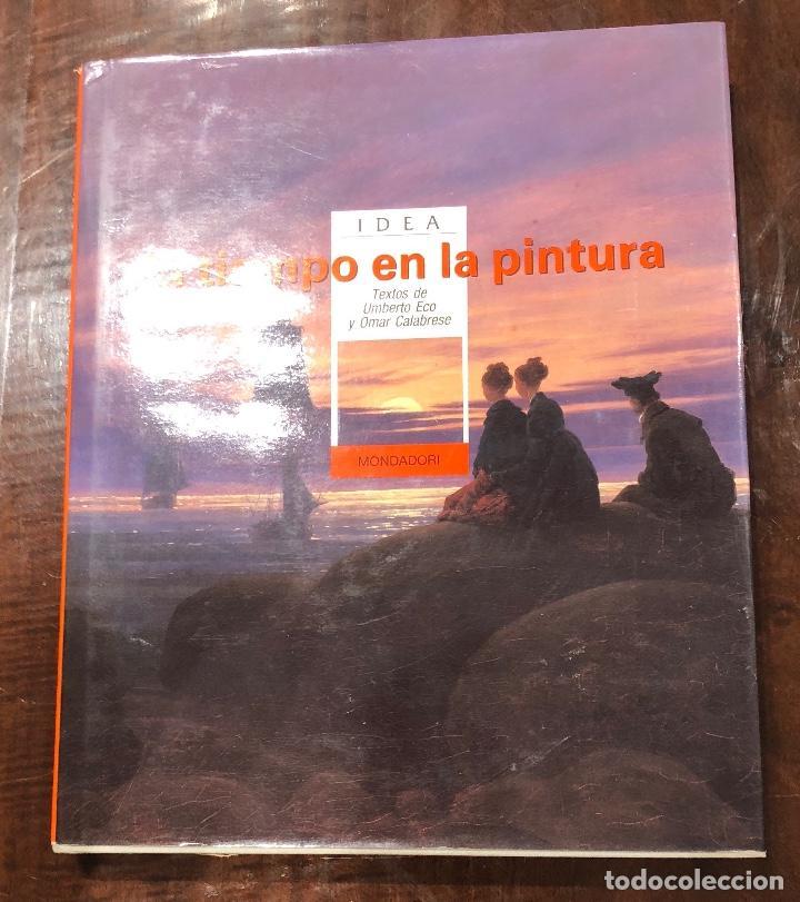 Libros de segunda mano: El tiempo en la pintura(39€) - Foto 2 - 167470926