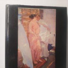 Libros de segunda mano: LA VIDA Y LA OBRA DE JOAQUÍN SOROLLA POR BERNARDINO DE PANTORBA 1970 . PINTURA SIGLO XX. Lote 167583481