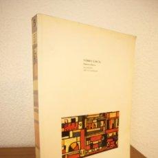 Libros de segunda mano: JOAN SUREDA PONS: TORRES GARCÍA. PASIÓN CLÁSICA (AKAL, 1998) EXCELENTE ESTADO. Lote 167604956