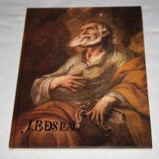 Libros de segunda mano: JUAN DE VALDES LEAL 1991. Lote 167745116
