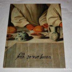 Libros de segunda mano: FRANCISCO DE ZURBARAN 1988. Lote 167745588