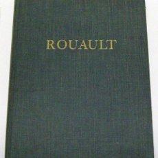 Libros de segunda mano: JEWELL, EDWARD ALDEN. GEORGE ROUAULT. 1945.. Lote 167795948