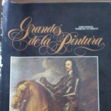 Libros de segunda mano: GRANDES DE LA PINTURA, FASCÍCULO Nº 11. SEDMAY EDICIONES. VAN DYCK. Lote 167982512