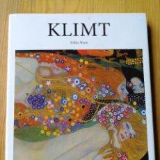 Libros de segunda mano: GUSTAV KLIMT (1862-1918) - GILLES NERET - MUY ILUSTRADO, TASCHEN.. Lote 168080828