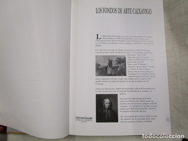 Libros de segunda mano: GALICIA VIGO - COLECCION CAIXAVIGO - TOMO I - VV.AA, 1993 30.5CM, 302 PAG + INFO 1s - Foto 8 - 168178200
