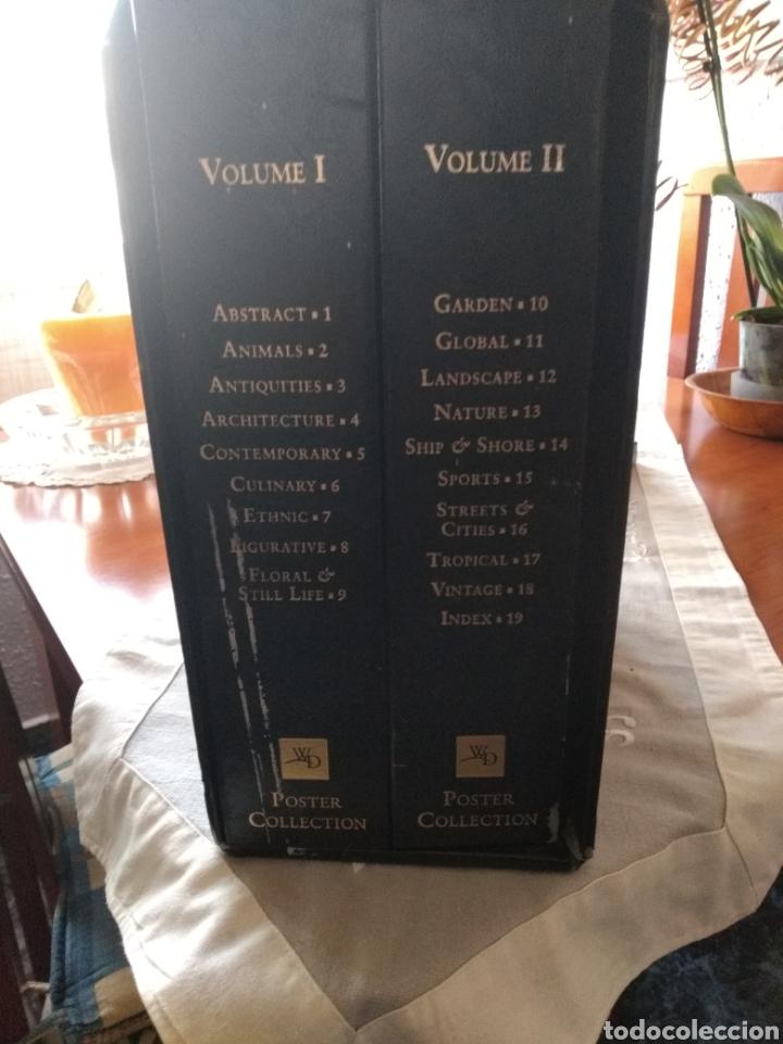 Libros de segunda mano: MUY DIFÍCIL(2 LIBROS WINN DEVON PÓSTER COLLECCTION , VOL. I - II ) . MÁS LIBROS PINTORES MI PERFIL - Foto 2 - 168220590