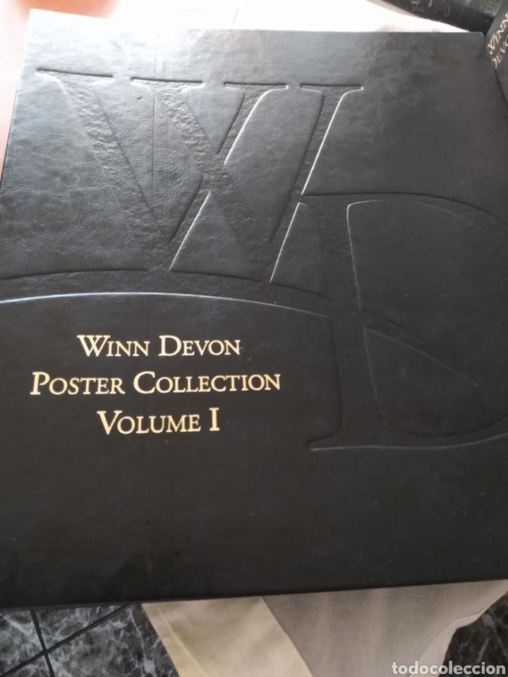 Libros de segunda mano: MUY DIFÍCIL(2 LIBROS WINN DEVON PÓSTER COLLECCTION , VOL. I - II ) . MÁS LIBROS PINTORES MI PERFIL - Foto 5 - 168220590