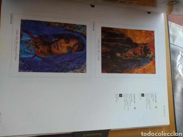 Libros de segunda mano: MUY DIFÍCIL(2 LIBROS WINN DEVON PÓSTER COLLECCTION , VOL. I - II ) . MÁS LIBROS PINTORES MI PERFIL - Foto 10 - 168220590