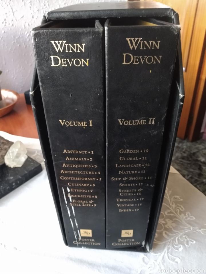 Libros de segunda mano: MUY DIFÍCIL(2 LIBROS WINN DEVON PÓSTER COLLECCTION , VOL. I - II ) . MÁS LIBROS PINTORES MI PERFIL - Foto 16 - 168220590