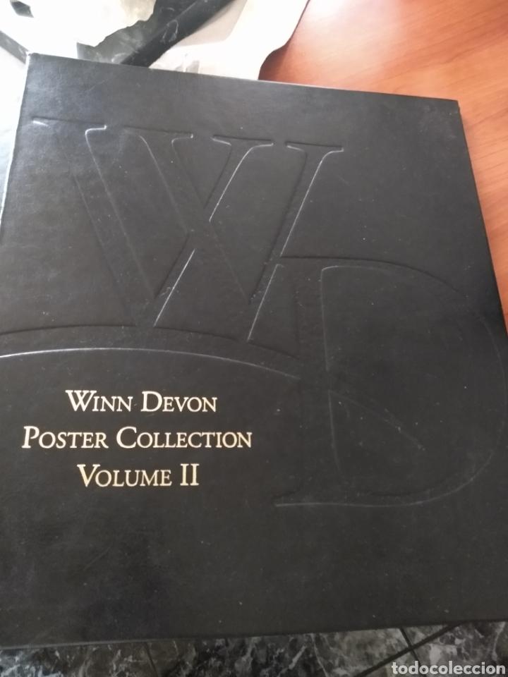Libros de segunda mano: MUY DIFÍCIL(2 LIBROS WINN DEVON PÓSTER COLLECCTION , VOL. I - II ) . MÁS LIBROS PINTORES MI PERFIL - Foto 17 - 168220590