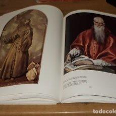 Libros de segunda mano: EL GRECO DE TOLEDO. JONATHAN BROWN / WILLIAM B. JORDAN / ALFONSO E. PÉREZ. 1ª EDICIÓN 1982. FOTOS. Lote 168266540